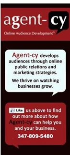 Agent-cy Online Marketing, Inc.